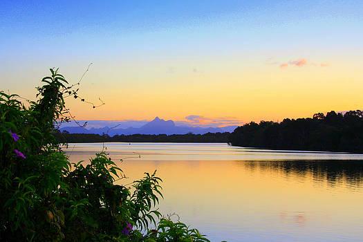 Peaceful waters by Kevin Perandis