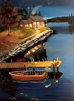 Peacefullness by Susan Roberts