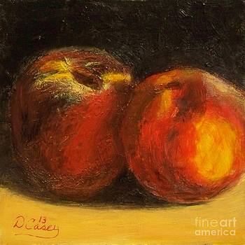 Peaches 001 by Dave Casey