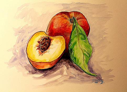 Peaches by Henry Blackmon