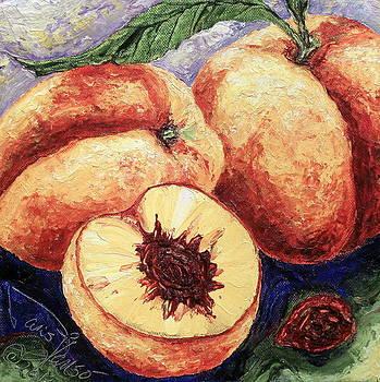Peaches II by Paris Wyatt Llanso