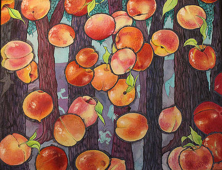 Peaches by J Tanner
