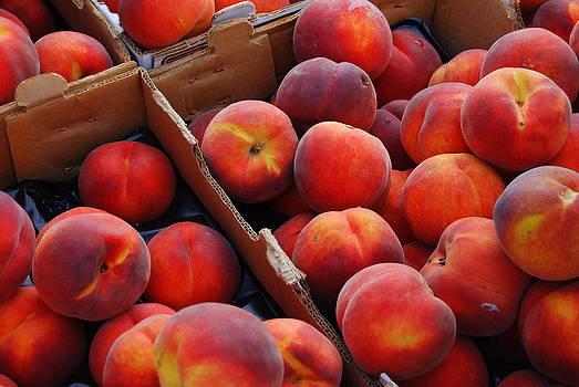 Peaches by Mamie Gunning