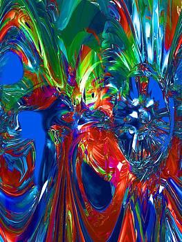 Peacock by Erik Tanghe