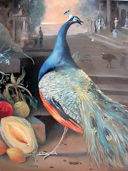 Peacock by Shane Guinn