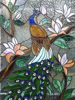Peacock by Zdzislaw Dudek