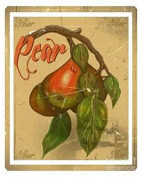 Pear by Amanda Hukill