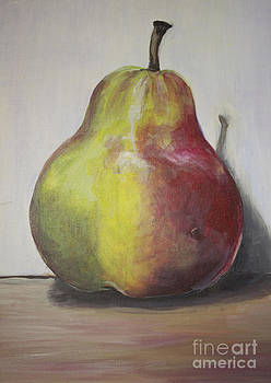 Pear by Boni Arendt