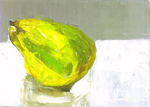 Pear by Catherine Eager