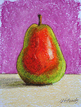 Pear in OP Study 1 by Marna Edwards Flavell