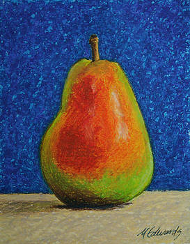 Pear in OP Study 2 by Marna Edwards Flavell