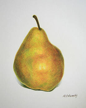 Pear Practice by Marna Edwards Flavell