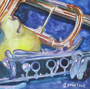 Jenny Armitage - Pear Roadie
