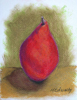Pear Study 3 by Marna Edwards Flavell