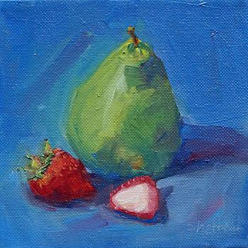 Pear Up by Sarah Sheffield