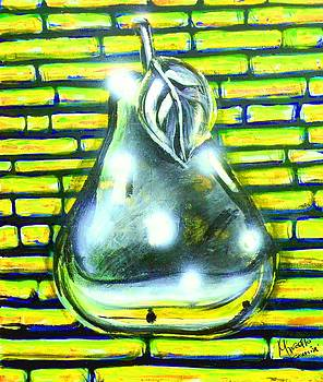 Marcello Cicchini - Pear - Yellow kind of