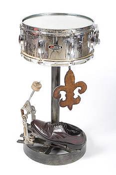 Benjamin Bullins - Pearl Drum Table