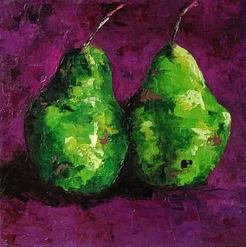 Pears Electric by Sylvia Miller