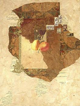 Pears by Lisa L Cyr