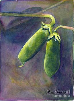 Phyllis Howard - Peas on the Vine
