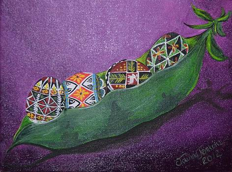 Peasanky by Joanna Baker - Jenkins