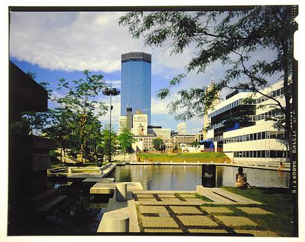 Peavy Plaza by Lonnie Paulson