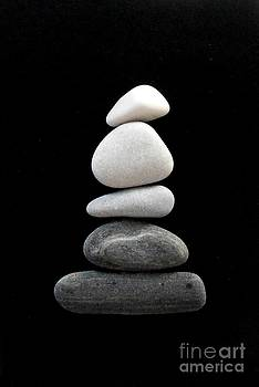 Pebble Art Balance by Ioanna Papanikolaou