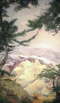 Pebble Beach Vista by Mary Lynne Powers