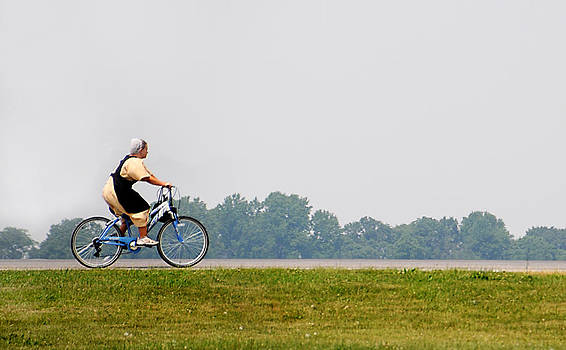 Pedal Power by Sharon Sefton