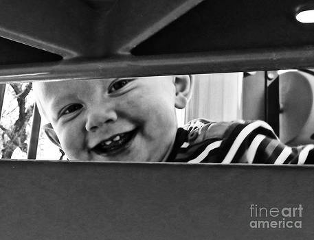 Peek-A-Boo by Samantha Radermacher