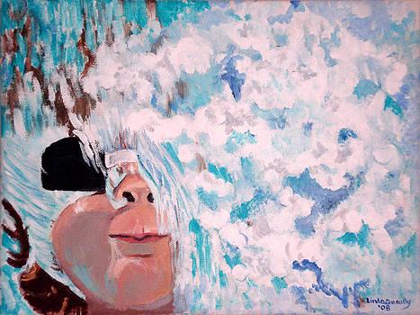 Peeking by Linda Queally