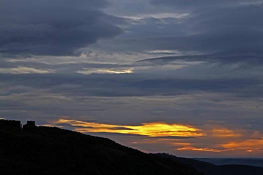 David Pringle - Peel Crags Sunrise