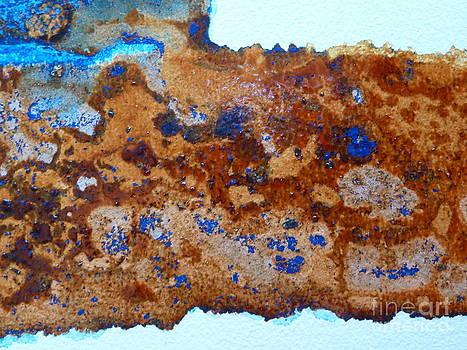 Lisa Payton - Peeled Paint