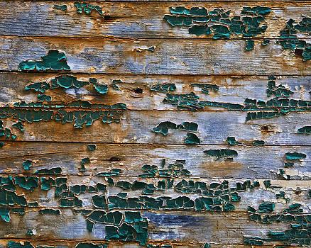 Peeling Paint by Allan MacDonald