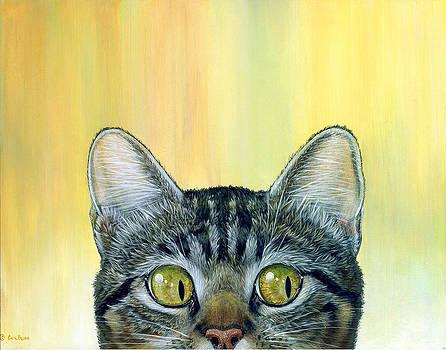 Peeping Tom I by Cara Bevan