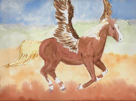 Pegasus 1 by David Crowell