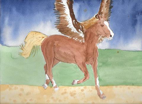 Pegasus 2 by David Crowell