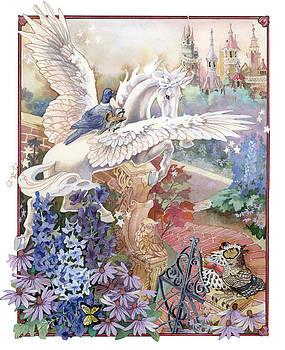 Pegasus by Lynette Yencho