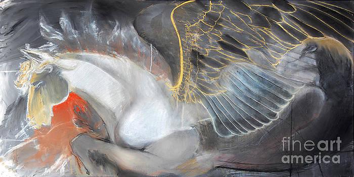 Pegasus Transformation by Steven  Nakamura