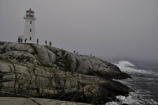 Peggys Cove by Will Burlingham
