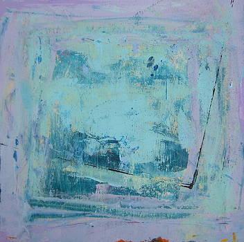 Peinture abstraite sans titre 2 by Francine Ethier