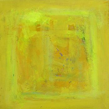 Peinture abstraite sans titre 4 by Francine Ethier