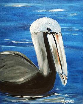 Pelican Brief by Dyanne Parker