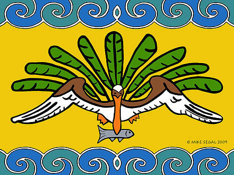 Pelican by Mike Segal