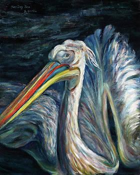 Pelican by Xueling Zou