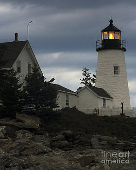 Pemaquid Point by John Remy