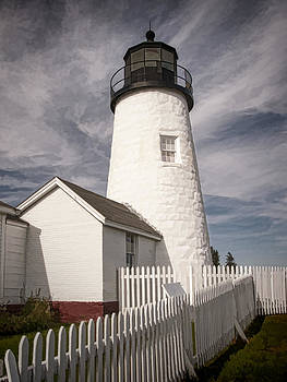 Pemaquid Point Light by Ray Summers Photography