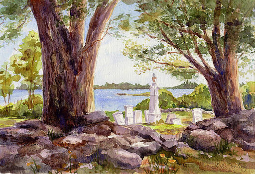 Pemaquid Sentinels by Leslie Fehling