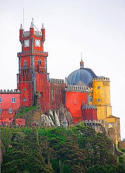 Dennis Cox WorldViews - Pena Castle