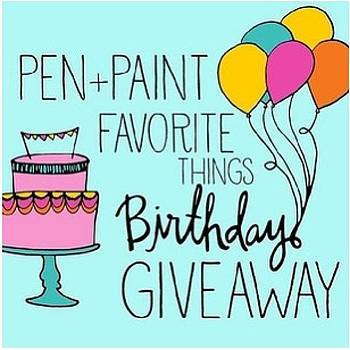 @pen_and_paint Is Having A Birthdayyyyy by Traci Beeson